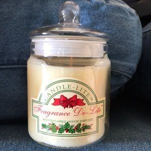 Candle-Lite Peppermint Menthe NEW